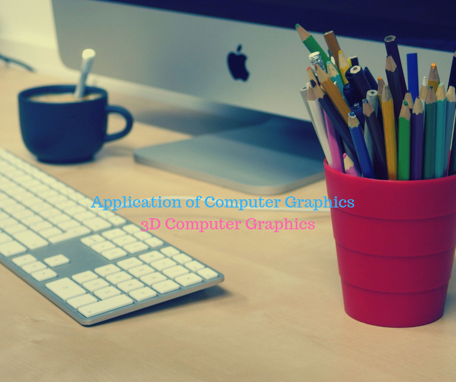 Computer Graphics, Graphic Design, Application of Computer Graphics, 3d Computer Graphics