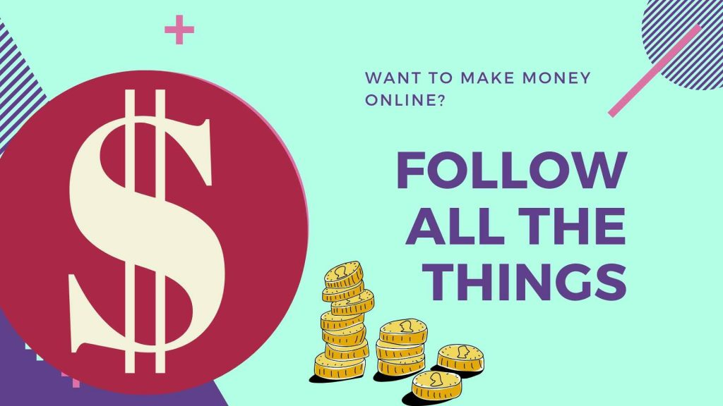 Want to Make Money Online Today