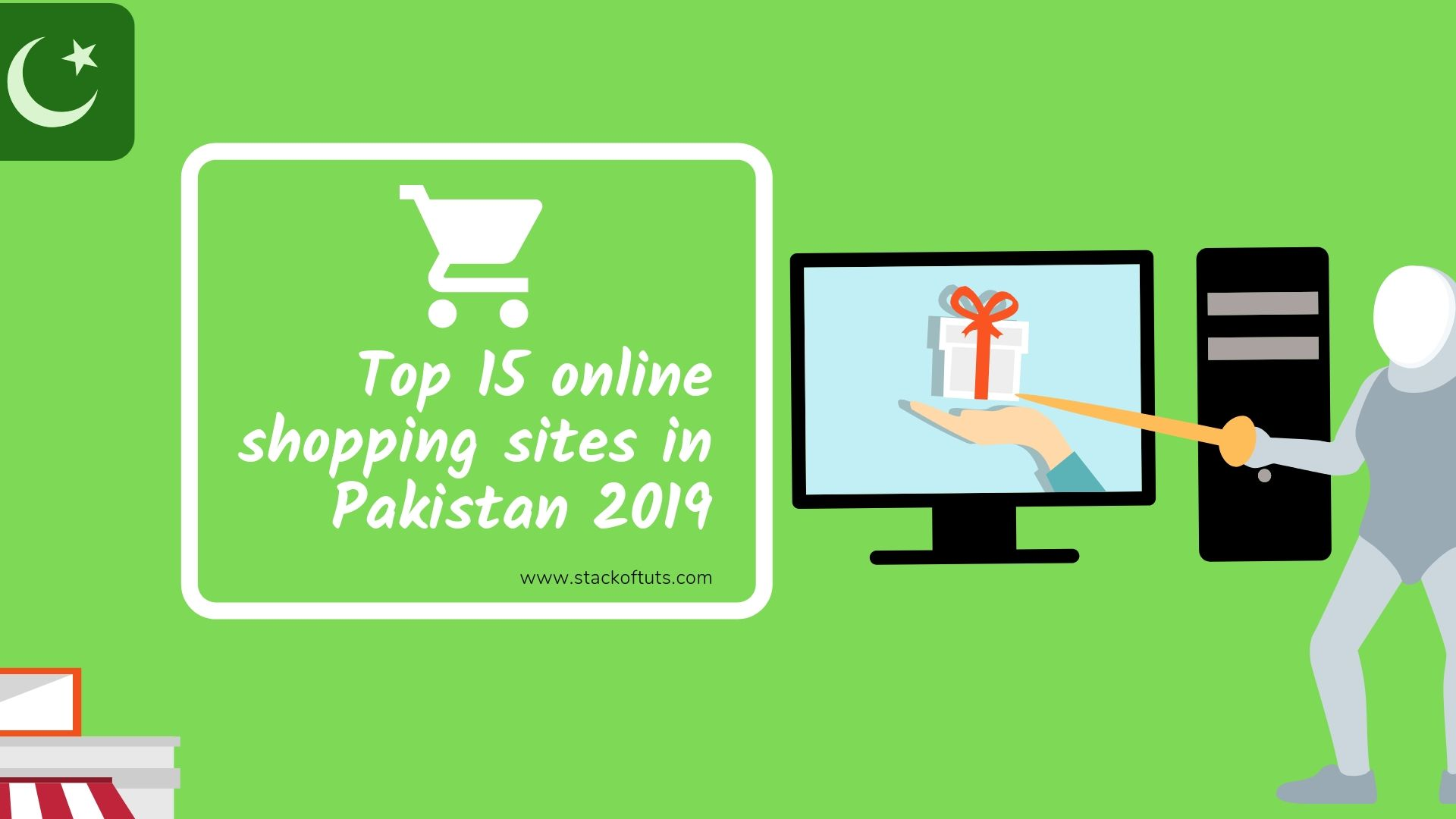 Top 15 online shopping sites in Pakistan 2019
