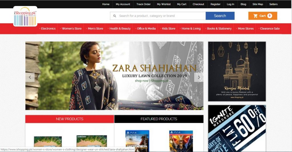 IShopping.pk - top online shopping sites in pakistan
