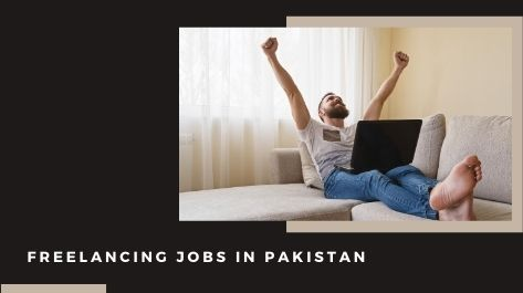 Freelancing jobs in Pakistan part time