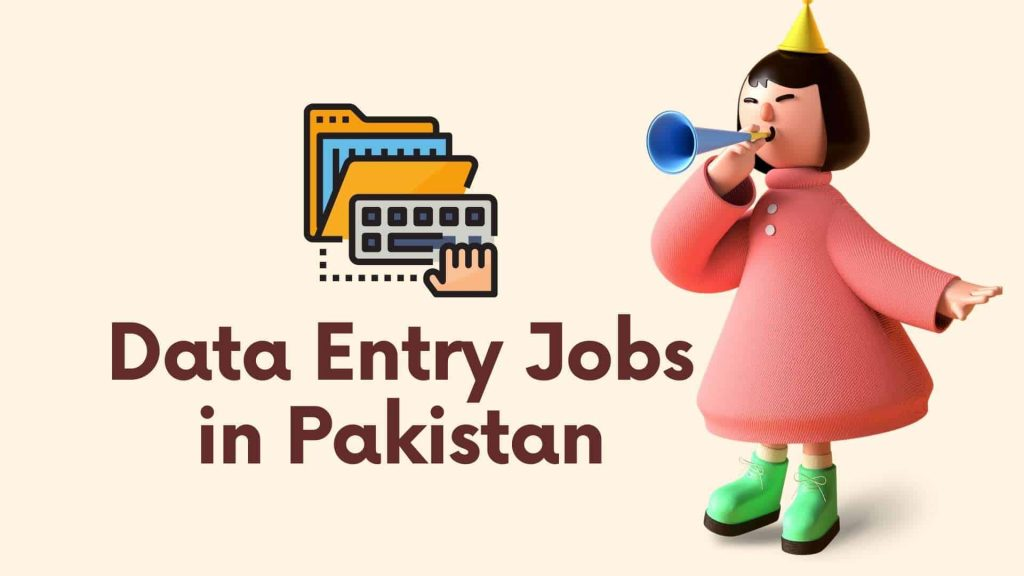 Online Data Entry jobs in Pakistan without investment (1)