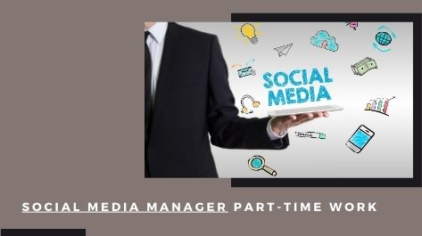 Social Media Manager Part-Time work in Pakistan