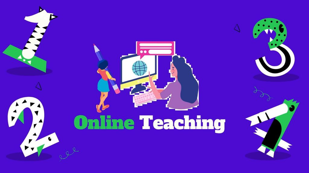 Online teaching jobs in Pakistan at home part-time for students