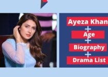 Ayeza Khan Dramas List
