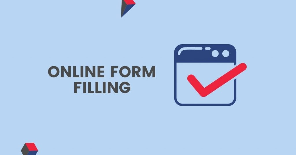 Online form filling jobs for students