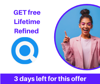 GET free Lifetime Refined Account