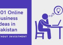 Online Business Ideas in Pakistan for Students without Investment