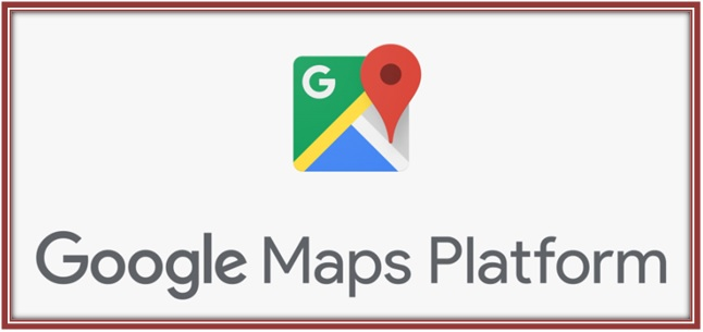 Google Map platform to earn money at home