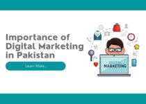 Importance of Digital Marketing in Pakistan