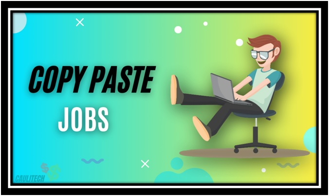 Copy and Paste Jobs