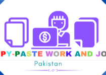 Copy paste work and jobs in Pakistan