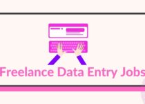 Freelance Data entry Jobs from Home without investment
