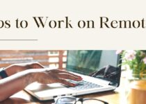 Jobs to Work on Remotely to earn