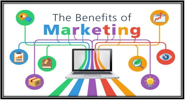 benefits of Marketing in Business