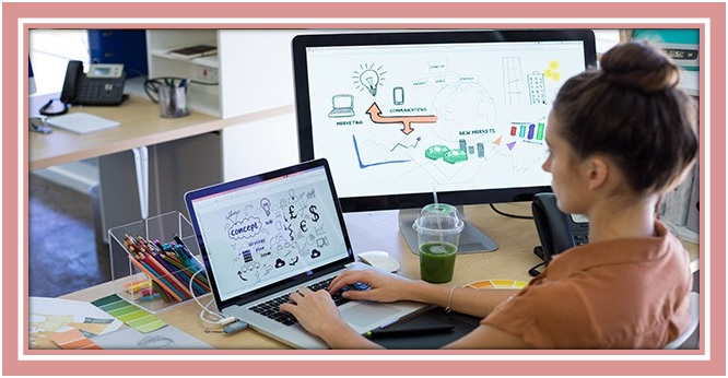 Graphic Designer AS A virtual assistant in pakistan