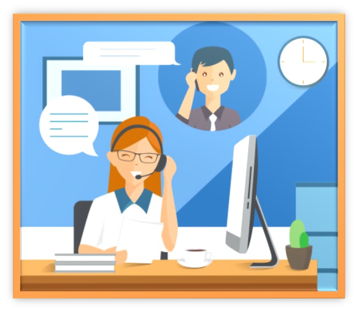 Support executive or customer care as virtual assistant job in Pakistan